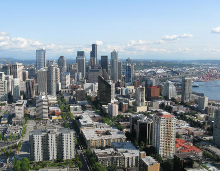 Hotels in Tacoma Washington - South of Seattle